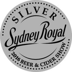 2016_SydneyRoyal_BeerCider_Silver