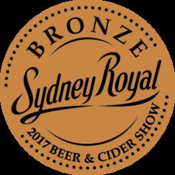 2017_BeerCider_Bronze